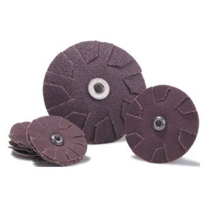 Overlapped Slotted Discs