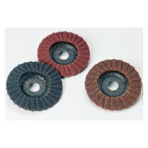 Flap Discs: Surface Conditioning